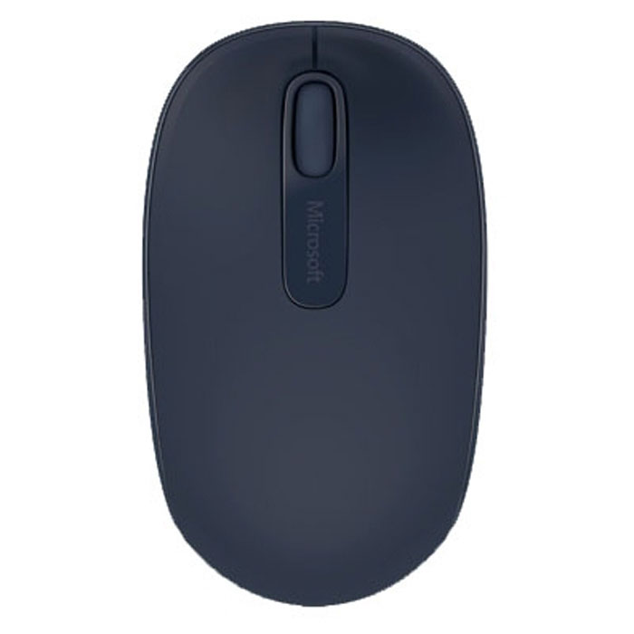 Microsoft Wireless Mobile Mouse 1850, Blue мышь (U7Z-00014)