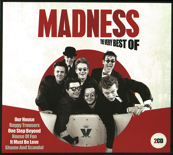Madness Madness. The Very Best Of (2 CD) cd диск jeff healey the very best of 1 cd