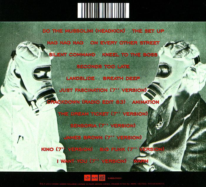 Cabaret Voltaire.  #7885 Electropunk To Technopop Волтэкс-инвест,Mute Artists Limited