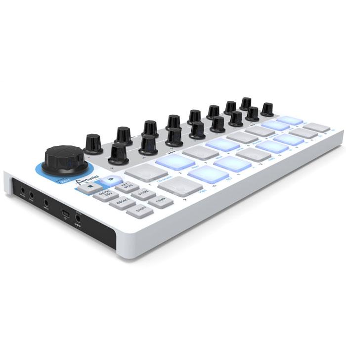 Arturia BeatStep MIDI-контроллер midi контроллер arturia beatstep white
