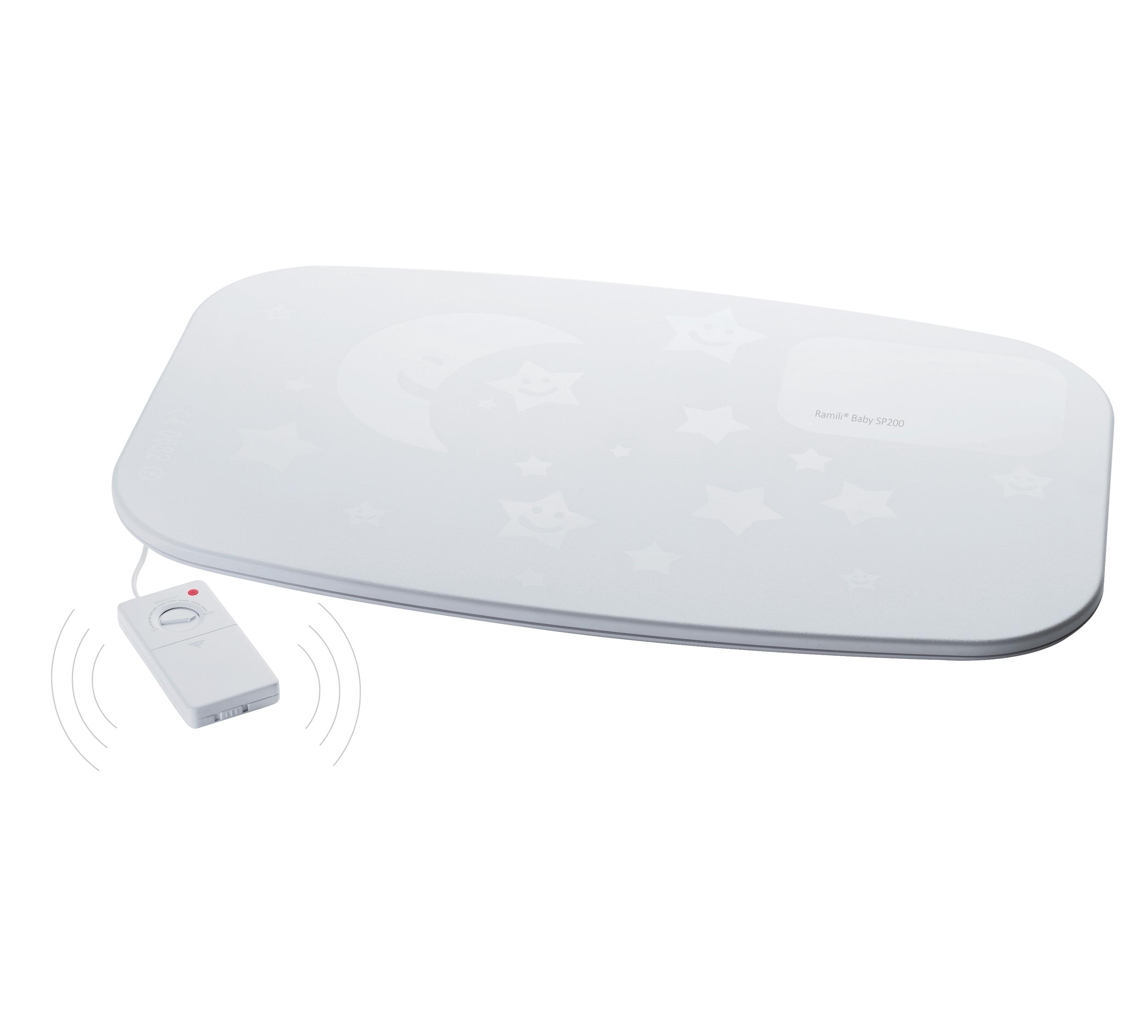 Монитор дыхания Ramili Movement Sensor Pad SP200 -  Безопасность ребенка