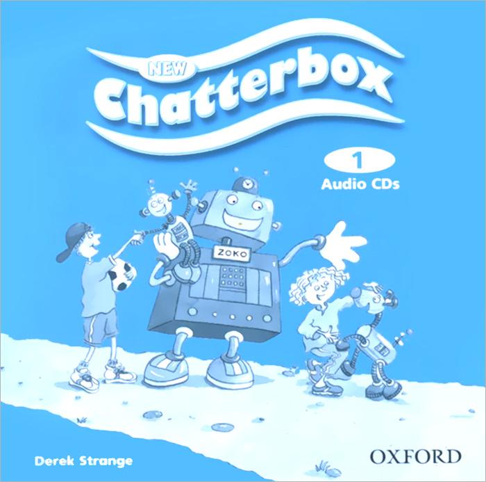 New Chatterbox: Level 1 (аудиокурс на 2 CD) mr chatterbox