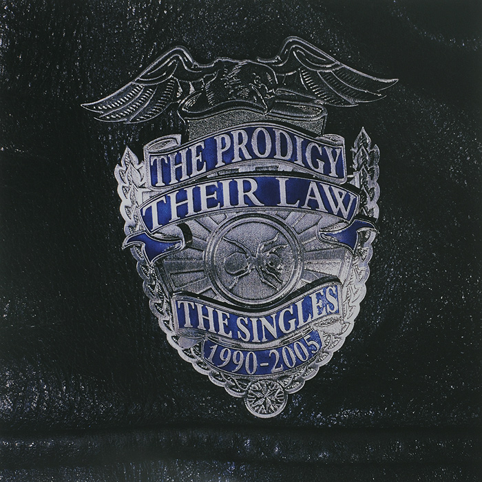 The Prodigy The Prodigy.Their Law The Singles 1990-2005 (2 LP) phil collins singles 4 lp