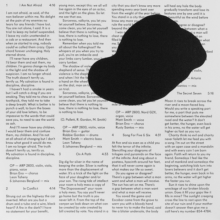Фото Овен Паллет Owen Pallett. In Conflict (LP)