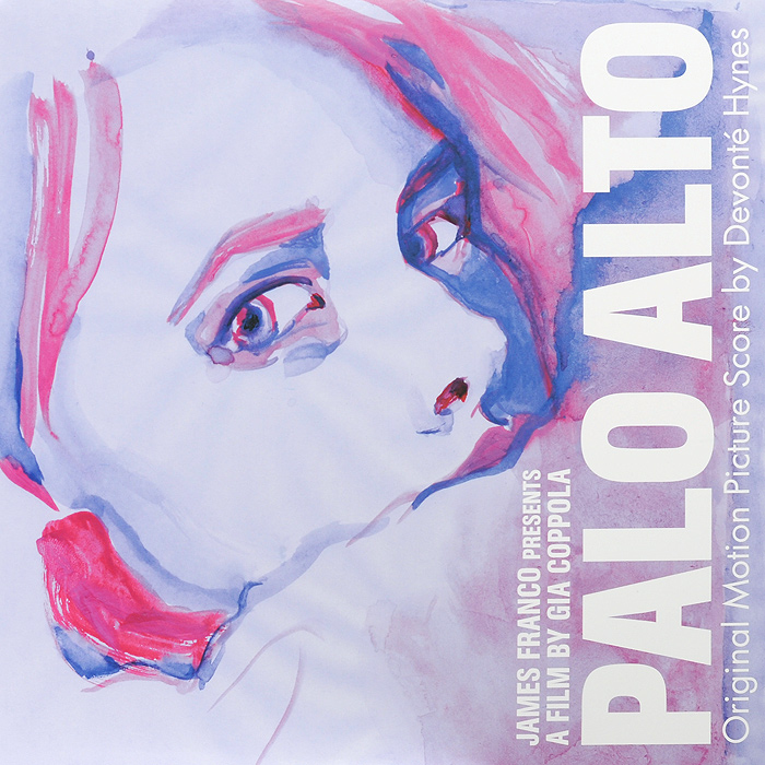 Palo Alto. Original Motion Picture Score By Devonte Hynes (LP)