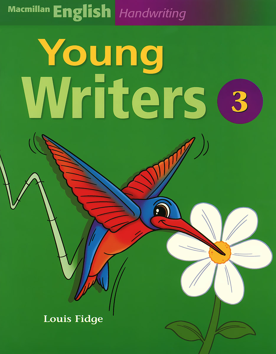 Macmillan English: Handwriting: Young Writers 3 цена