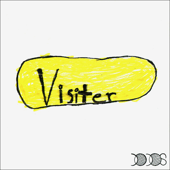 The Dodos The Dodos. Visiter (CD + DVD) the dodos the dodos visiter