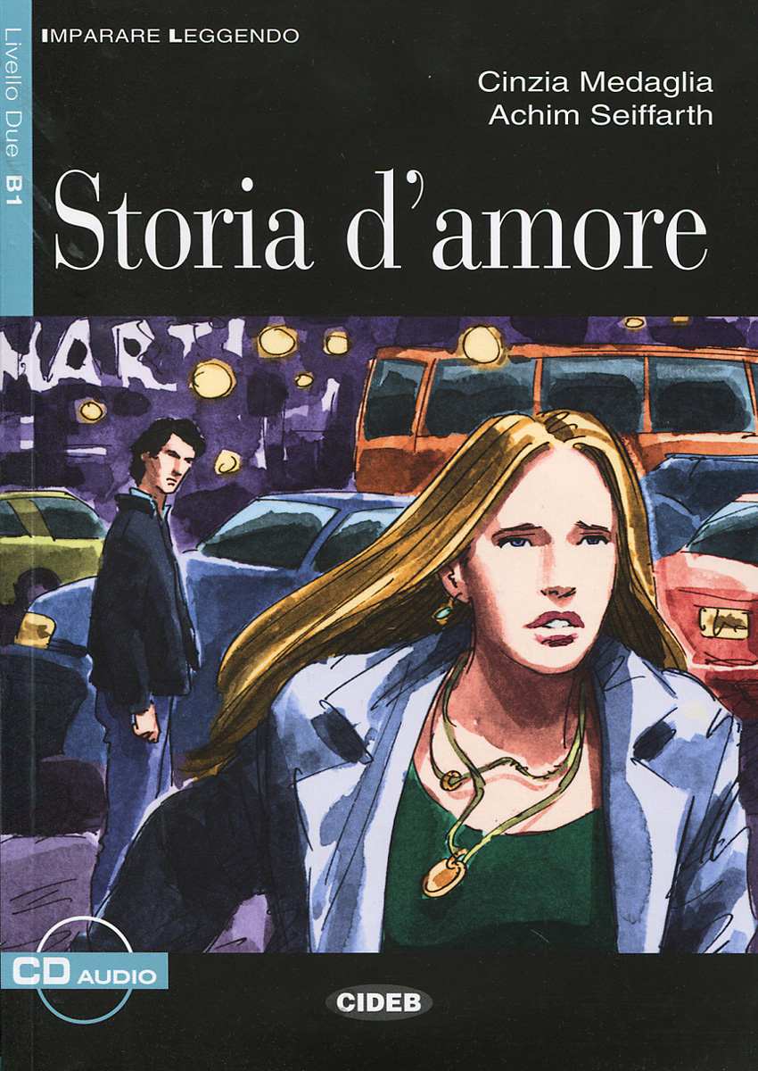 Storia DAmore (+ CD)