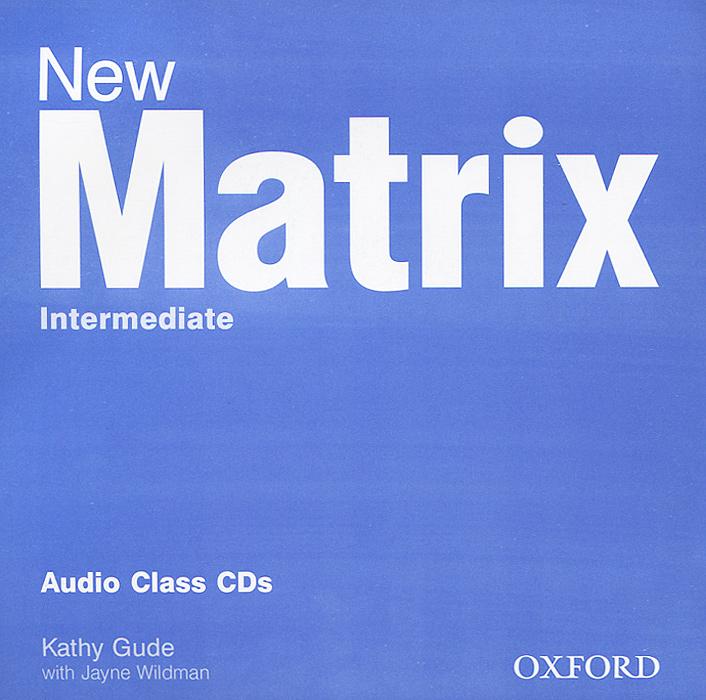 New Matrix: Intermediate (аудиокурс CD)