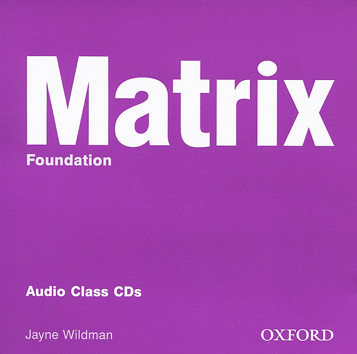 Matrix Foundation (аудиокурс на 2 CD) new matrix foundation workbook