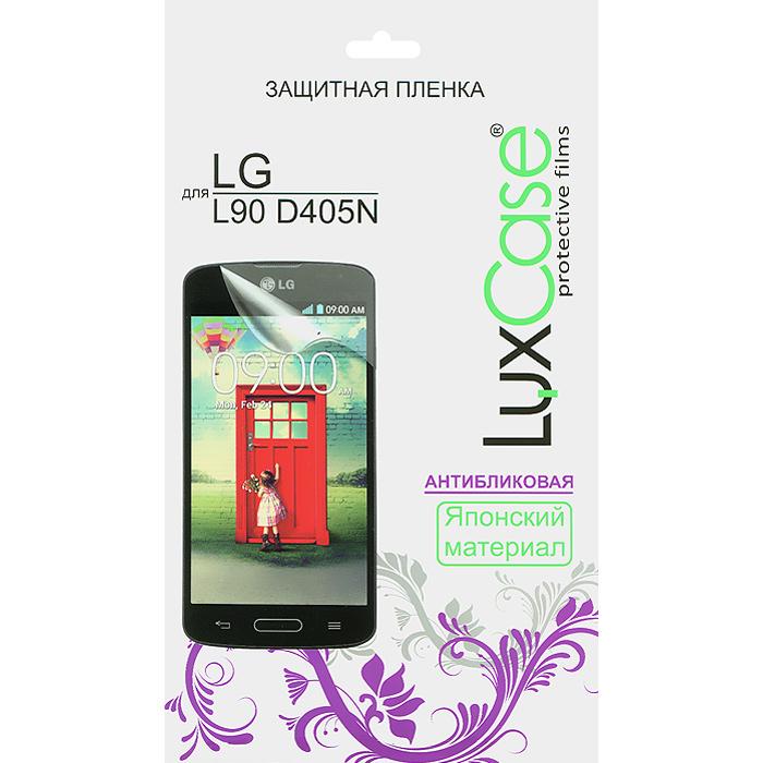 Luxcase защитная пленка для LG L90, антибликовая стоимость