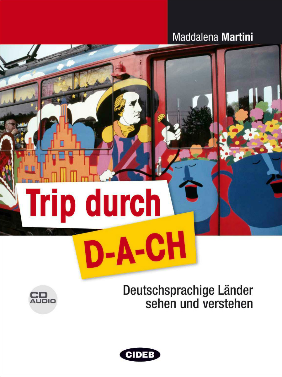 Trip durch D-A-CH (+ CD) trip durch d a ch cd