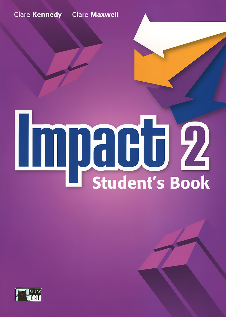 Impact 2: Student's Book (+ DVD-ROM) grammar and vocabulary for first and first for schools book with answers