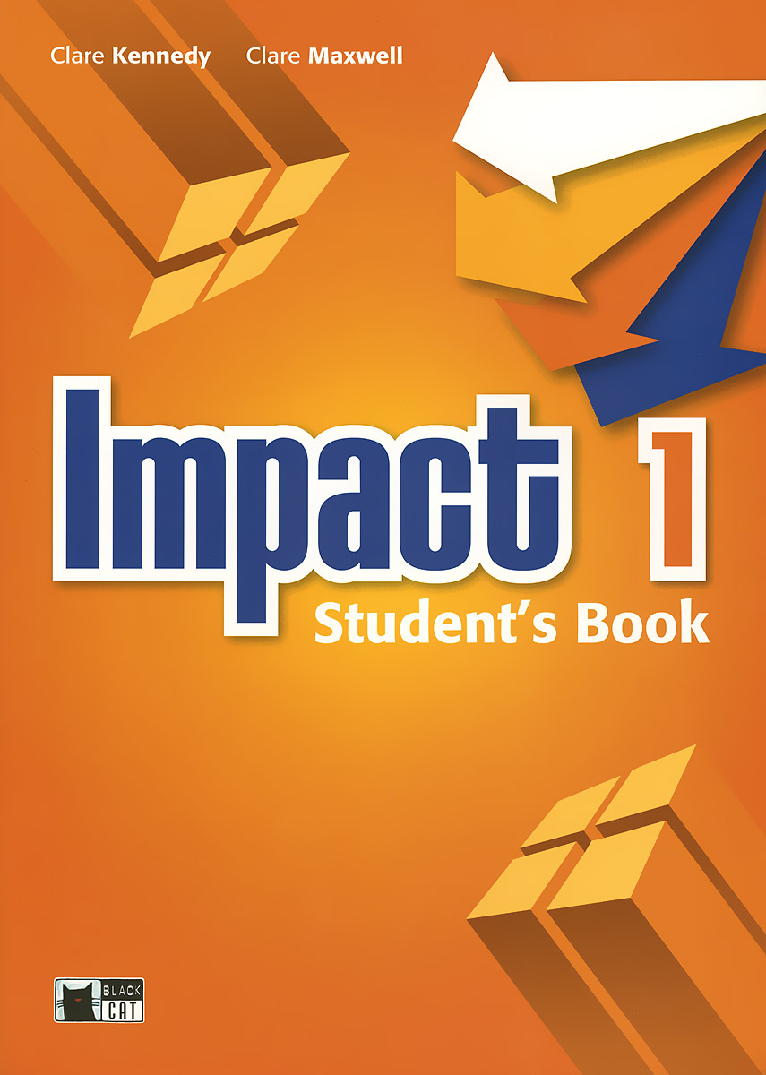 Impact 1: Student's Book (+ DVD-ROM) grammar and vocabulary for first and first for schools book with answers