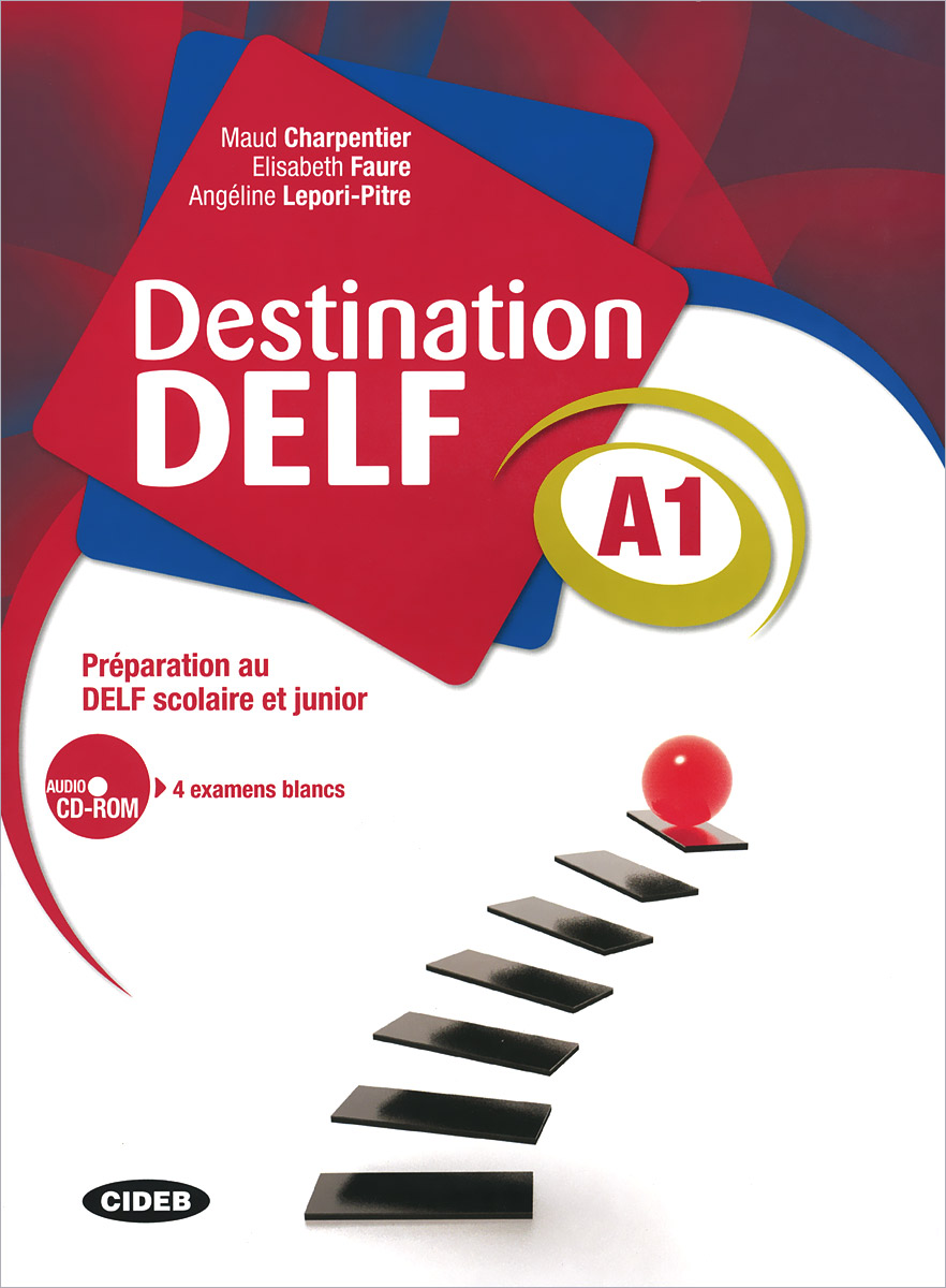 Destination Delf A1 (+ CD-ROM)