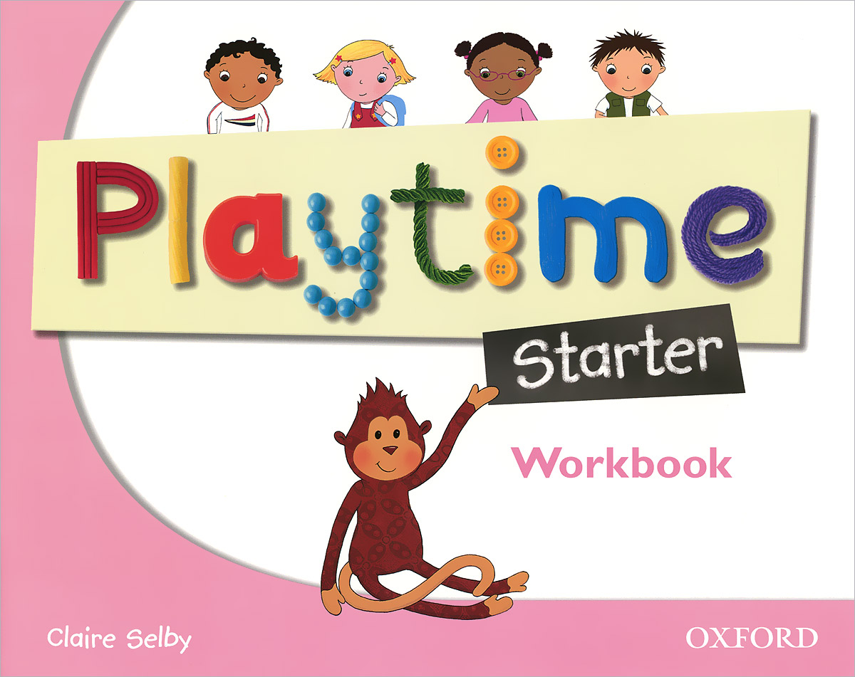 Playtime Starter Workbook playtime starter workbook