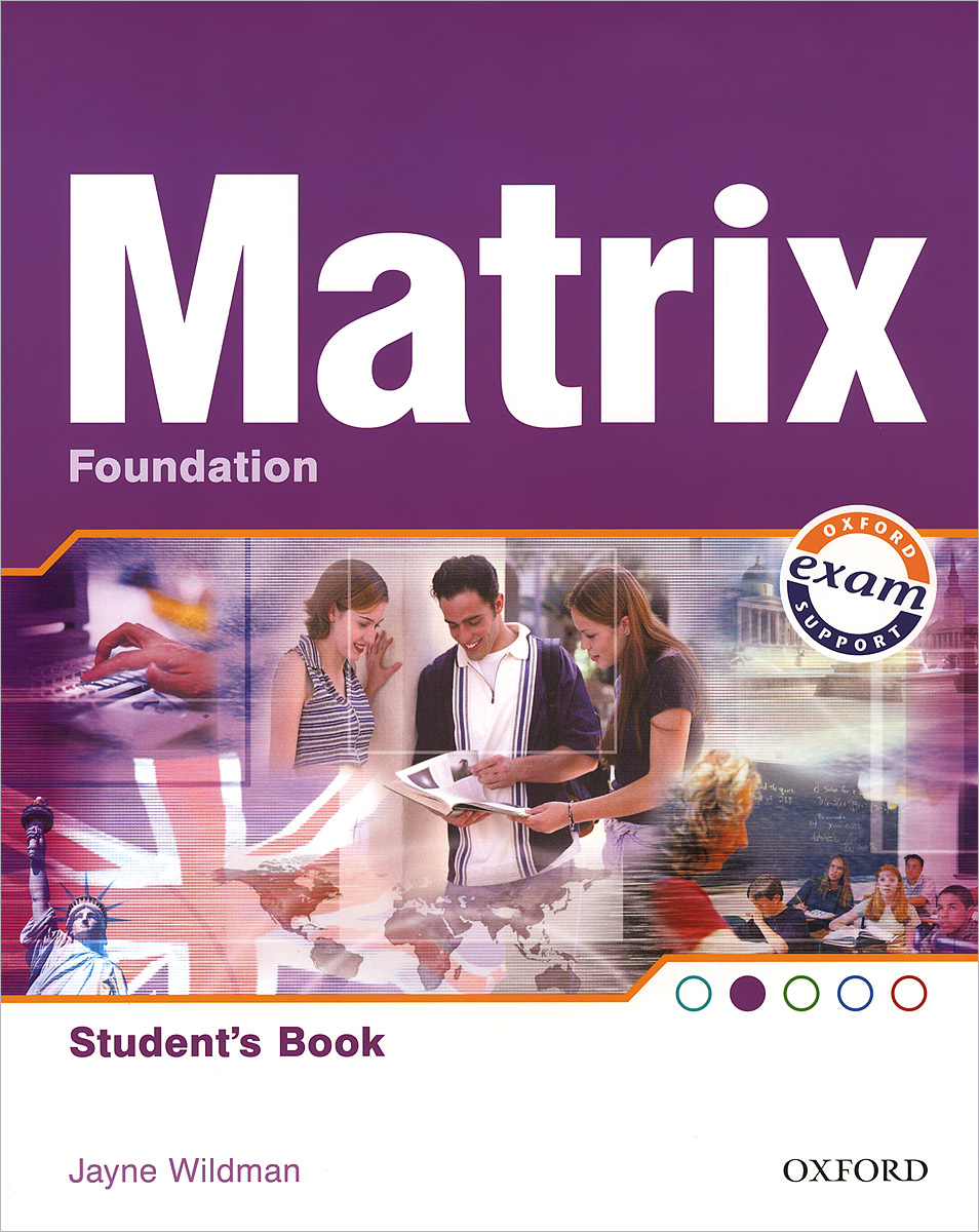 Matrix Foundation: Student's Book new matrix foundation workbook