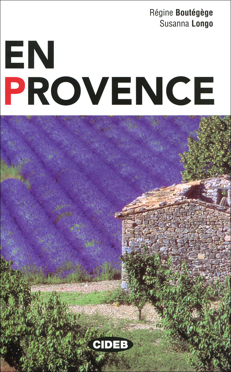 En Provence (+ CD) vango entre ciel et terre