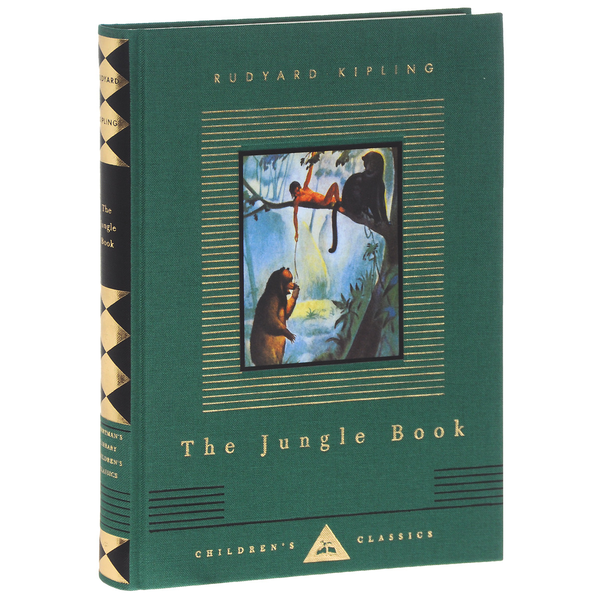 The Jungle Book first law 2 before they are hanged a