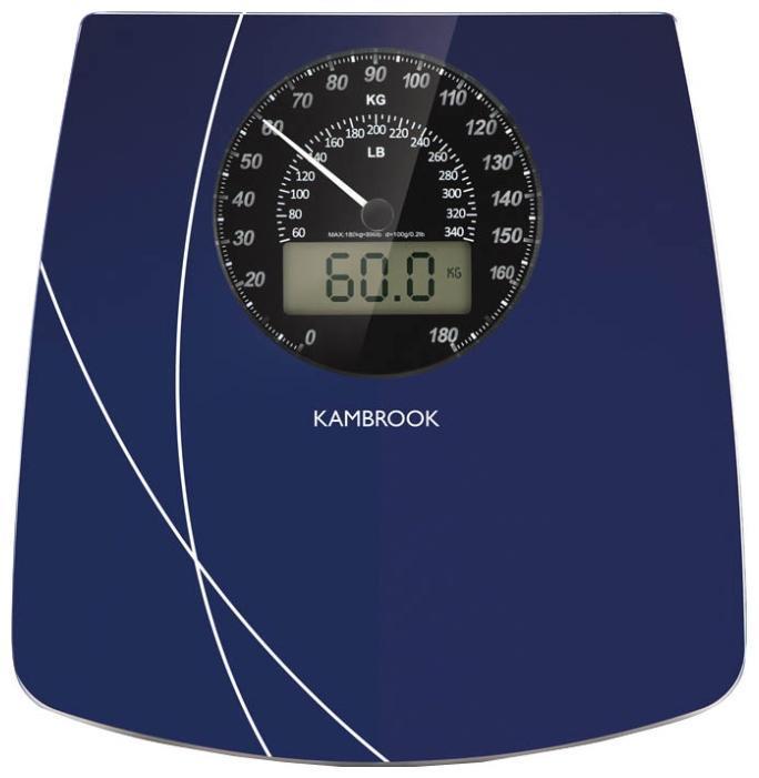 Kambrook KSC305 напольные весыKSC305