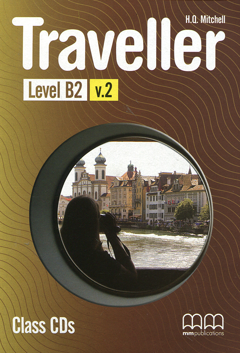 Traveller: Level B2: Volume 2: Class CDs (аудиокурс на 3 CD) welcome starter a class cd для занятий в классе cd