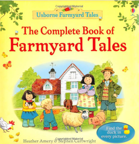 The Complete Book of Farmyard Tales the twenty three
