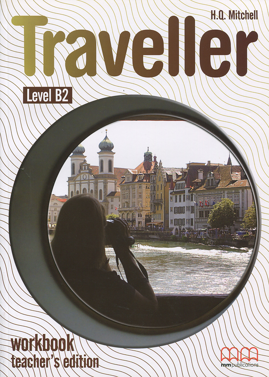 Фото - Traveller: Level B2: Workbook open mind advanced workbook with answer key level c1 cd