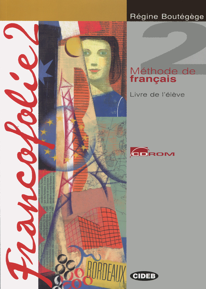 Francofolie 2: Livre de L'eleve (+ CD-ROM) albert et folio halte aux voleurs cd audio mp3