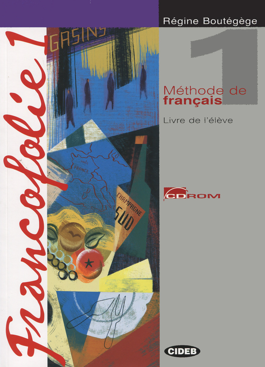 Francofolie 1: Livre De L'eleve (+ CD-ROM) adosphere 4 livre de l eleve b1 cd page 8