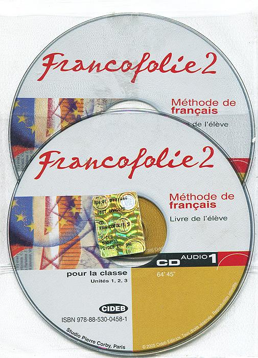 Francofolie 2 (аудиокурс на 2 CD) themes