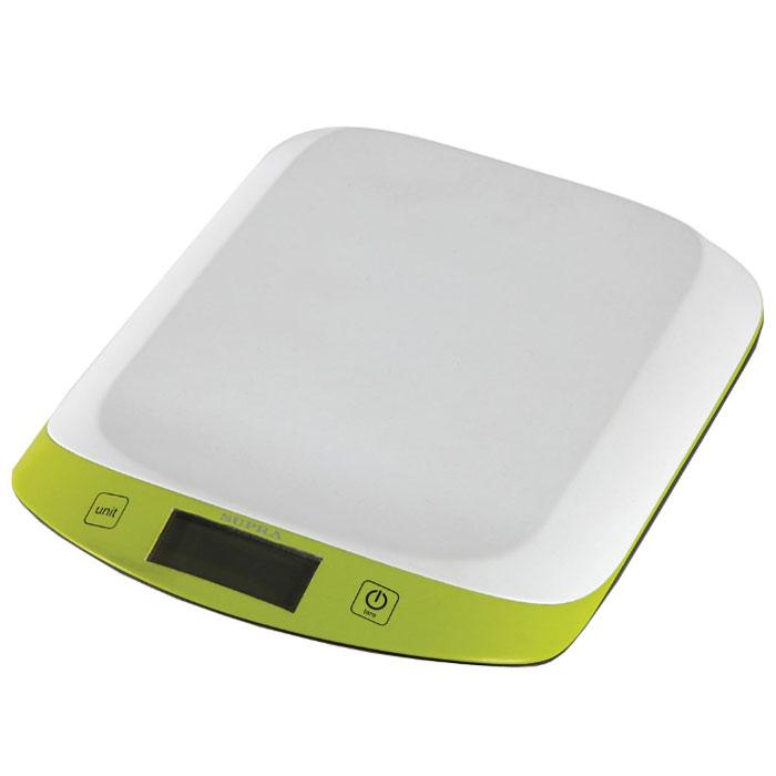 Supra BSS-4098 кухонные весыBSS-4098Supra BSS-4098 - электронные кухонные весы с сенсорным управлением. Они помогут вам соблюдать точность рецептуры и всегда иметь предсказуемый результат. Данная модель компактна и проста в использовании. Из дополнительных функций присутствуют индикация, заряда батареи, перегрузки, автоматическое выключение. Прибор оснащен датчиком натяжения высокой точности.