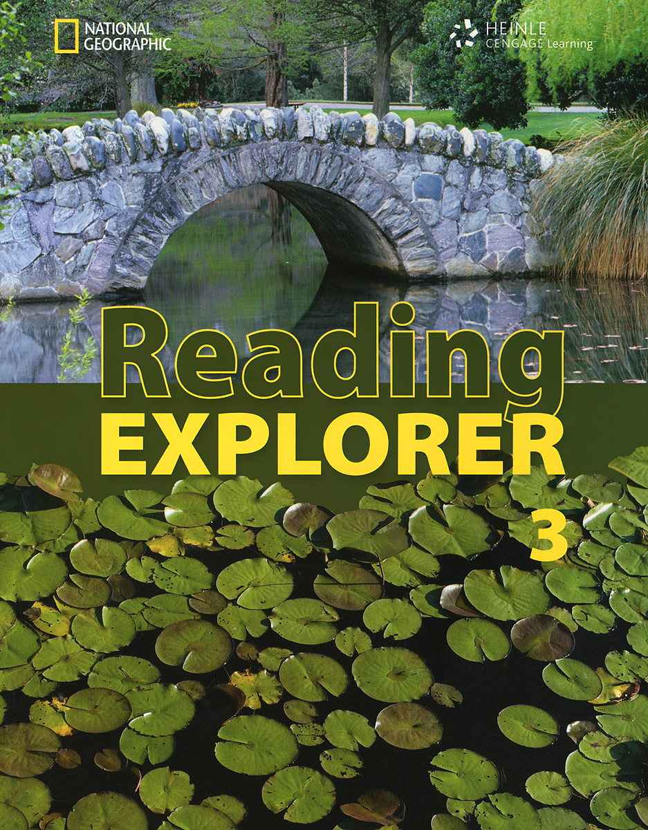 Reading Explorer 3 (+ CD-ROM)