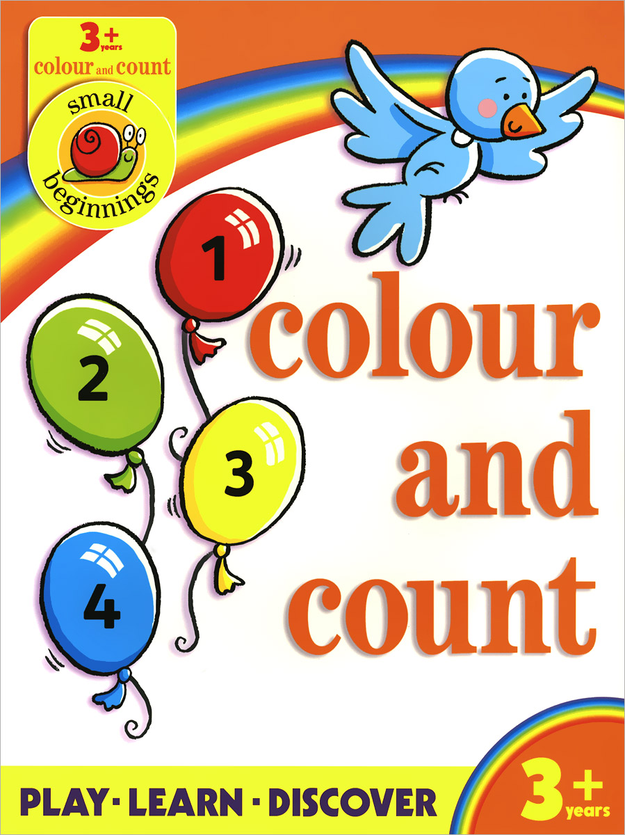 Small Beginnings: Colour and Count