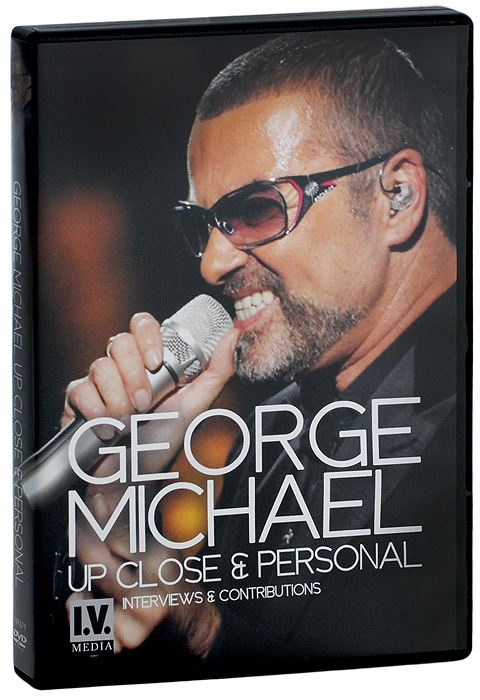 George Michael: Up Close & Personal wells herbert george the first in the moon