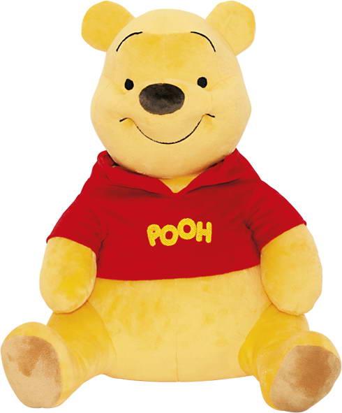 Мягкая озвученная игрушка Disney Медвежонок Винни, 58 см disney baby счастливый малыш книжка игрушка