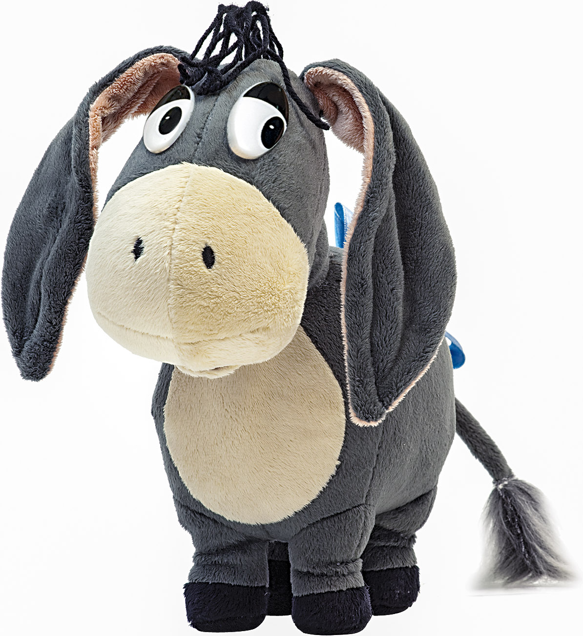 Мягкая игрушка Fancy Ослик Иа-Иа, 26 см fancy мягкая игрушка собака эля 14 5 см