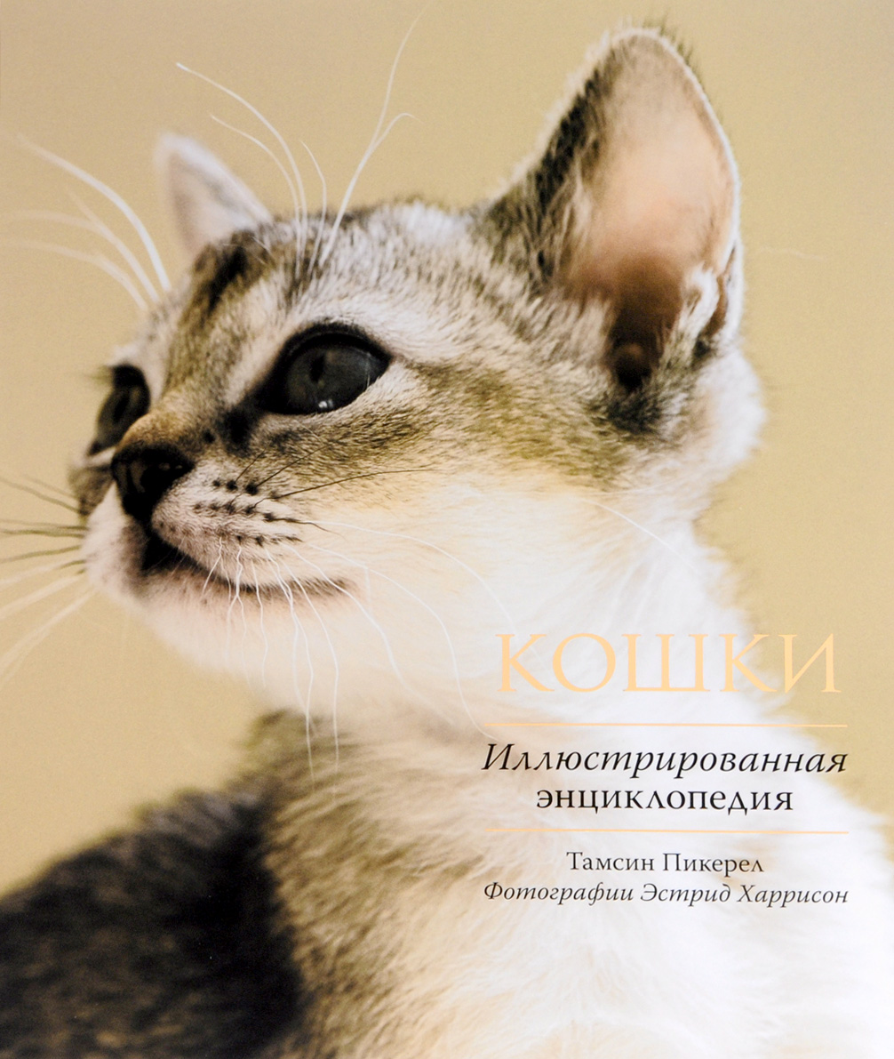 Тамсин Пикерел Кошки. Иллюстрированная энциклопедия