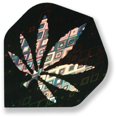 """Набор оперений для дротиков Bull's """"Diamond-Flights Std"""", 3,5 см х 4,5 см. 52502"""