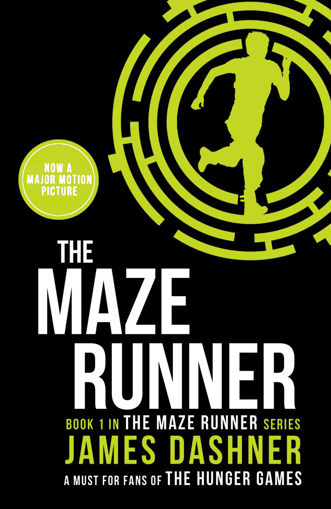 The Maze Runner: Book 1 map maze book