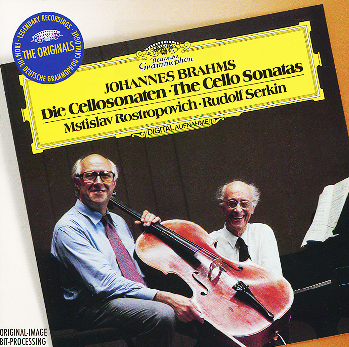 Мстислав Ростропович,Рудольф Серкин Rudolf Serkin, Mstislav Rostropovich. Brahms. The Cello Sonatas коляска 3 в 1 tutis zippy orbit белая рама темно синий голубой белый кант 533065