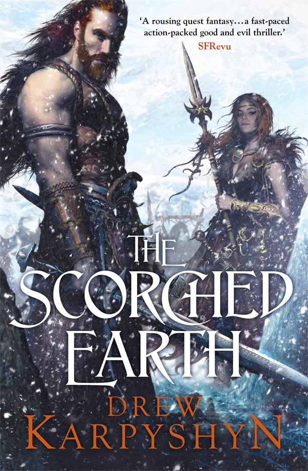 The Scorched Earth children of the earth