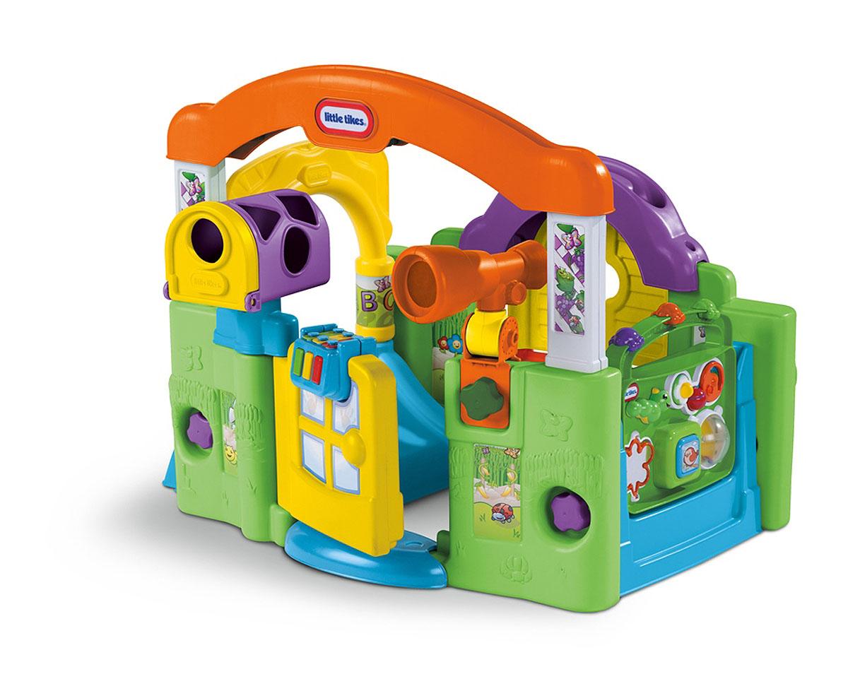 Развивающий центр Little Tikes Волшебный домик, 2 в 1 маленькие игрушки tikes little tikes играть дома сцены нашли маленький чемпион центр 627569m