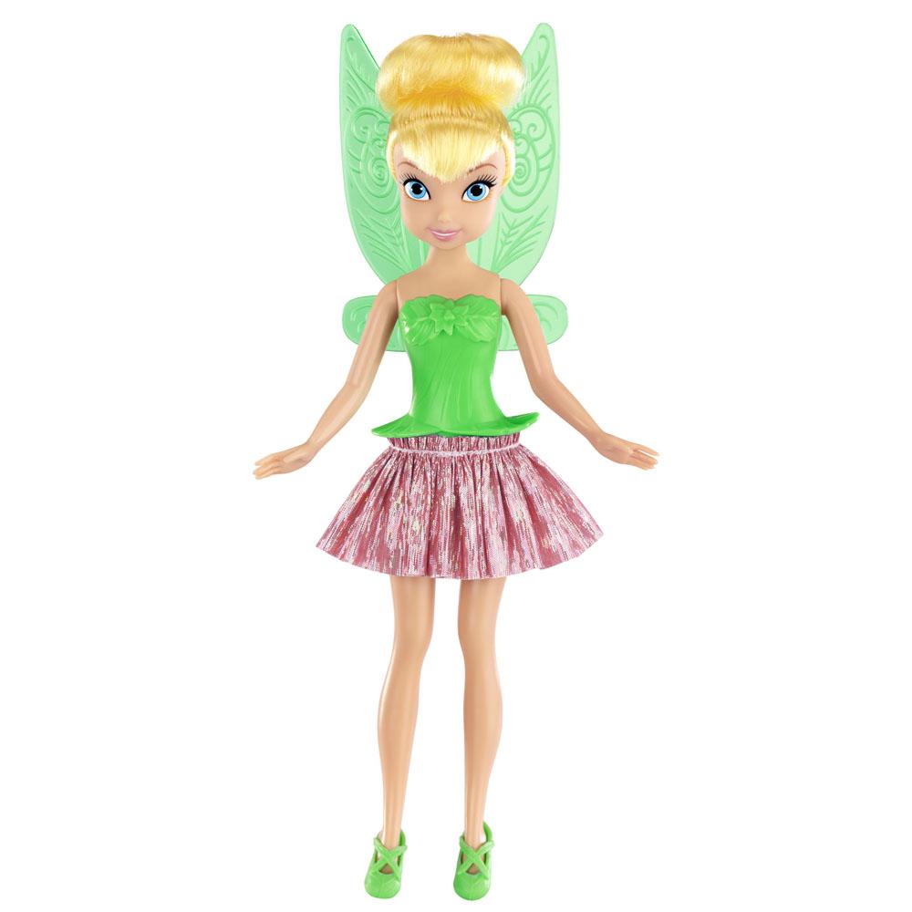 Disney Fairies Кукла Радужная балерина Фея балетки претти балерина