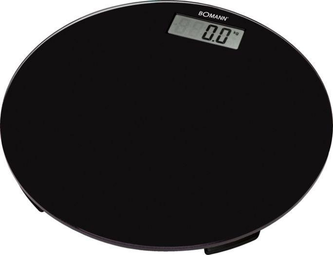Bomann PW 1418 CB, Glas Black напольные весы