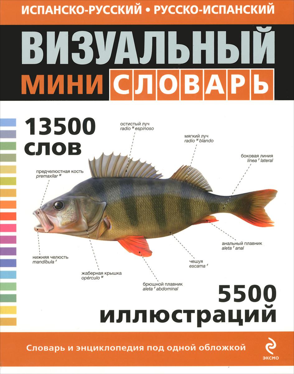 Испанско-русский русско-испанский визуальный мини-словарь испанский мини словарь