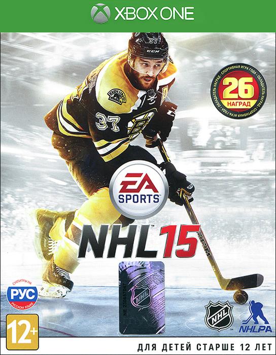 все цены на  NHL 15 (Xbox One)  онлайн