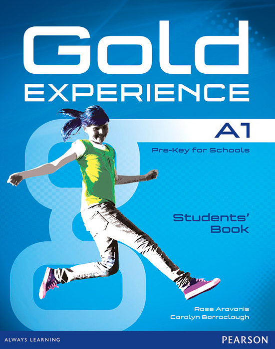 Gold Experience A1: Students' Book (+ DVD-ROM) contemporary topics 3ed intr sb dvd