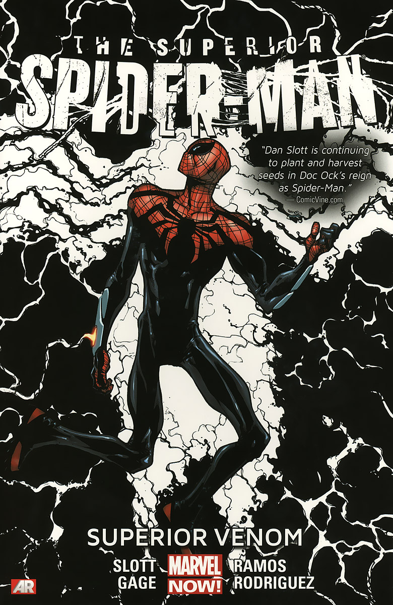 Superior Spider-Man: Volume 5: The Superior Venom the superior spider man volume 3 no escape