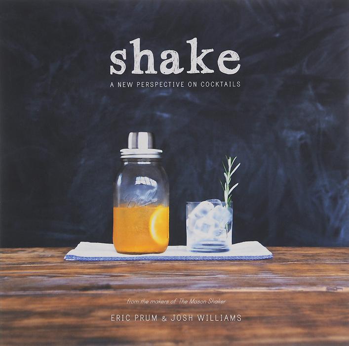 Shake: A New Perspective on Cocktails found in brooklyn