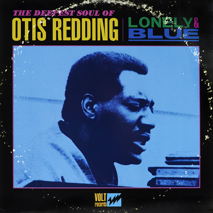Otis Redding. Lonely & Blue (LP)